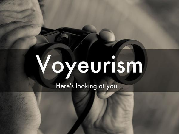 voyeurisme